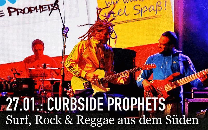 Curbside Prophets