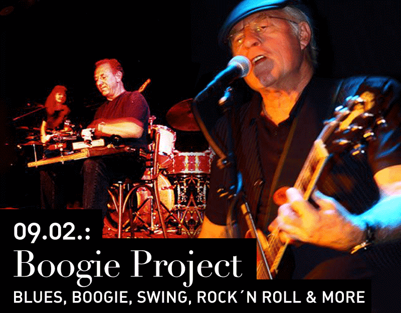 Boogie Project